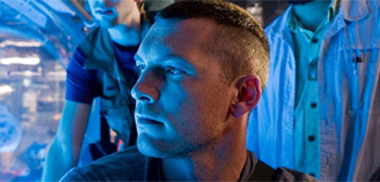 Sam Worthington in Avatar