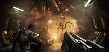 AvP Video Game