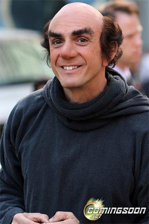 Hank Azaria as Gargamel in The Smurfs