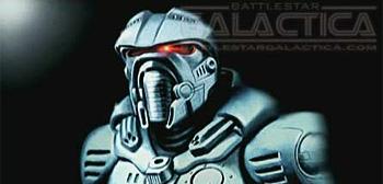 Battlestar Galactica - Concept Art