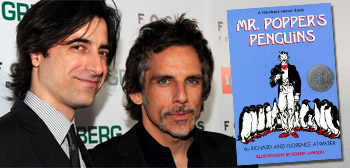 Noah Baumbach / Ben Stiller & Mr. Popper's Penguins