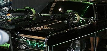 The Green Hornet's Black Beauty