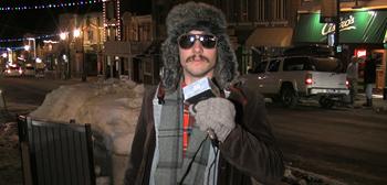 Bob $tencil at Sundance 2009