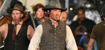 Josh Brolin as Jonah Hex