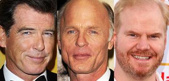 Pierce Brosnan, Ed Harris, Jim Gaffigan