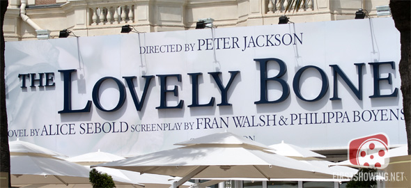 Cannes - Peter Jackson's The Lovely Bones