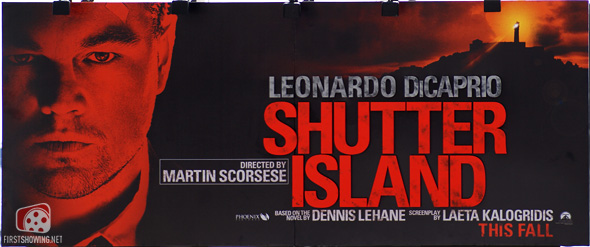 Cannes - Martin Scorsese's Shutter Island