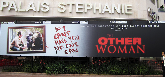 Cannes - The Other Woman