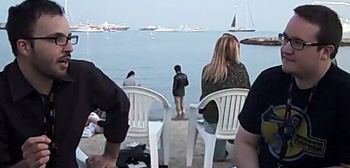 Cannes 2009 Video Blog #2
