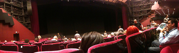 Cannes Film Festival - Grand Lumiere Theater