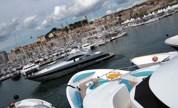 Cannes Film Festival - Yacht