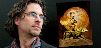 Michael Chabon - John Carter of Mars
