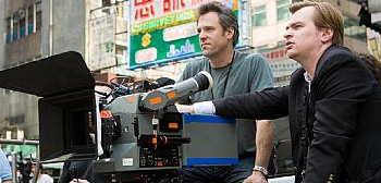 Christopher Nolan - IMAX Camera