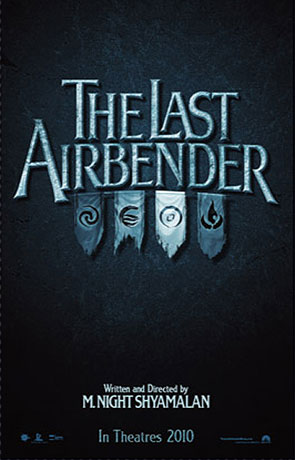 M. Night Shyamalan's The Last Airbender Poster