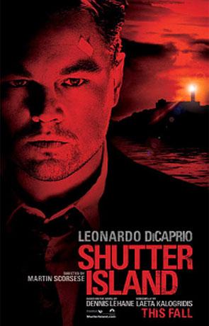 Martin Scorsese's Shutter Island Poster
