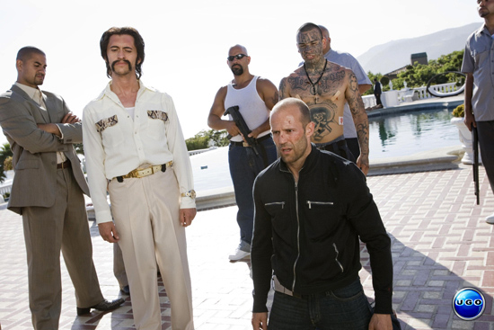 Jason Statham in Crank 2: High Voltage