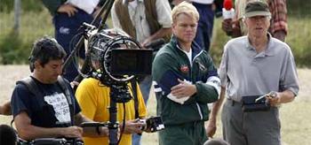 First Look: Matt Damon in Clint Eastwood's Human Factor