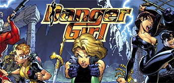 Danger Girl Comics