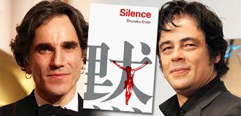 Daniel Day-Lewis and Benicio Del Toro