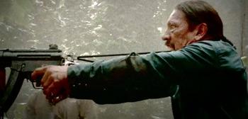 Danny Trejo as Cuchillo in Predators