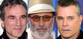Daniel Day-Lewis, Andy Garcia, Ray Liotta