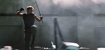 Deadpool in X-Men Origins: Wolverine