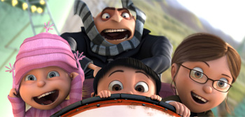 Despicable Me Trailer