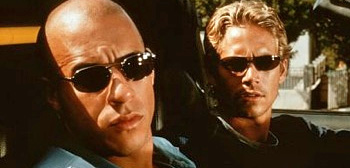 Vin Diesel and Paul Waker