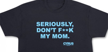 Seriously, Don't F**k My Mom