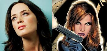 Emily Blunt as Black Widow