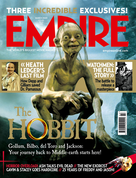 Empire Hobbit Cover