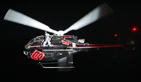 Encom Helicopter