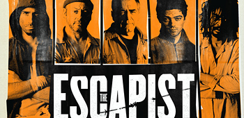 Exclusive: Poster Premiere for Rupert Wyatt's The Escapist