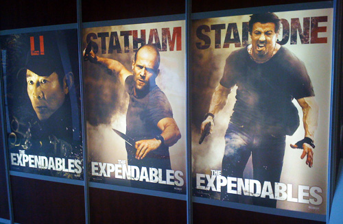 The Expendables Posters