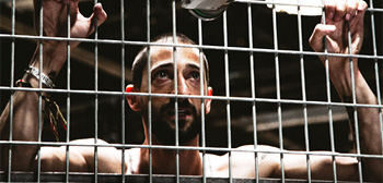 Adrien Brody in The Experiment