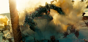 The Fallen from Transformers 2