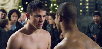 First Look: Dito Montiel's Fighting with Channing Tatum