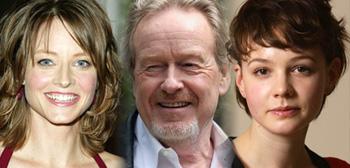 Jodie Foster, Ridley Scott, Carey Mulligan