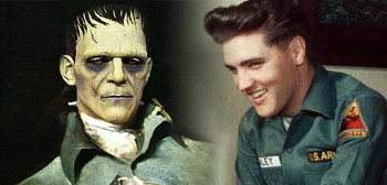 Frankenstein / Elvis