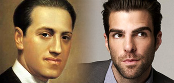 George Gershwin / Zachary Quinto