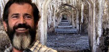Mel Gibson - Veracruz, Mexico Prison