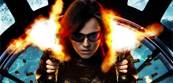 G.I. Joe Baroness Poster
