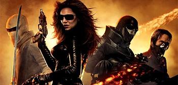 New International Poster for G.I. Joe: Rise of Cobra