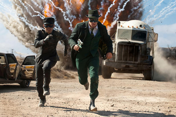 The Green Hornet Photos