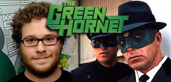 Seth Rogen on Green Hornet
