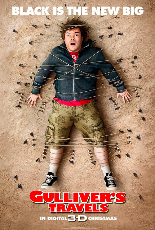 Gulliver's Travels Teaser Poster