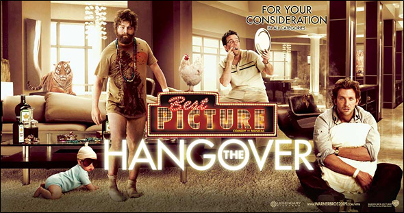 The Hangover for Best Picture