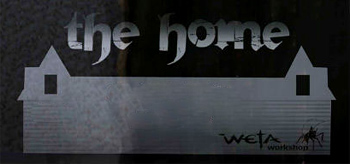 Horror Film The Home Gets Producers and Artwork
