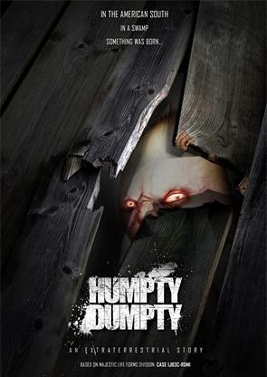 Humpty Dumpty Poster Art