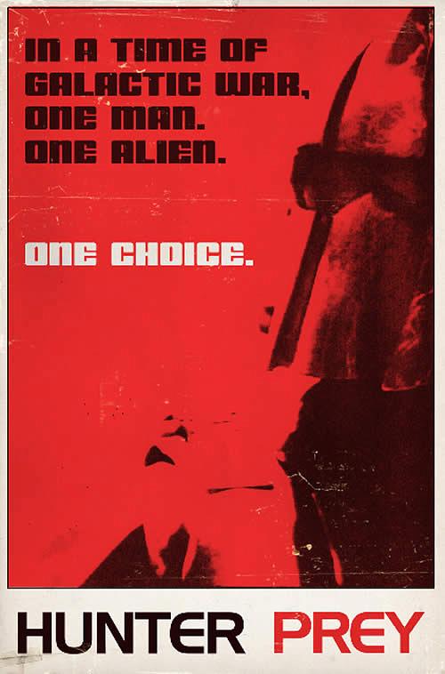 Sandy Collora's Hunter Prey Poster